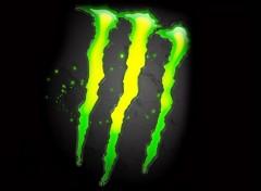 Fonds d'écran Grandes marques et publicité monster energy