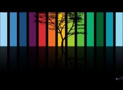 Fonds d'écran Art - Numérique Tree