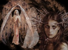 Wallpapers Fantasy and Science Fiction Tribute to Luis Royo