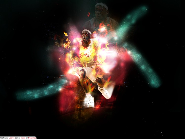 Wallpapers Sports - Leisures Basketball Lebron James