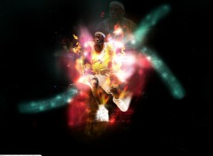 Wallpapers Sports - Leisures Lebron James