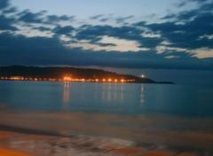 Fonds d'écran Voyages : Europe Fontarabie vue depuis Hendaye 1