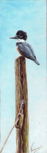 Fonds d'écran Art - Peinture Animaux Wallpaper N°233096