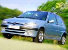 Wallpapers Cars Peugeot 106 - Enfant Terrible