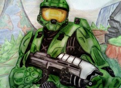 Wallpapers Video Games Halo:Master Chief