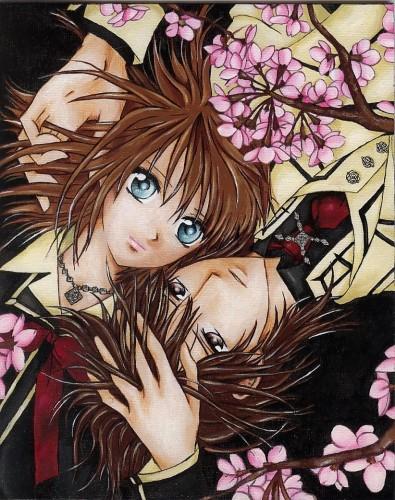 Fonds D Ecran Art Peinture Fonds D Ecran Manga Vampire Knight Par Sikachan Hebus Com