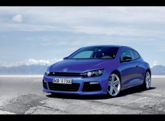 Wallpapers Cars Volkswagen-Scirocco-R