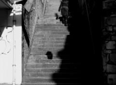 Fonds d'écran Constructions et architecture Les entrailles de Caen : Ombre vs lumière 2