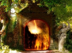 Wallpapers Digital Art The Gate