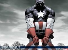 Fonds d'écran Comics et BDs captain america