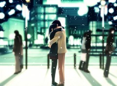 Wallpapers Manga Couple