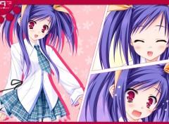 Fonds d'écran Manga Mito Mashiro