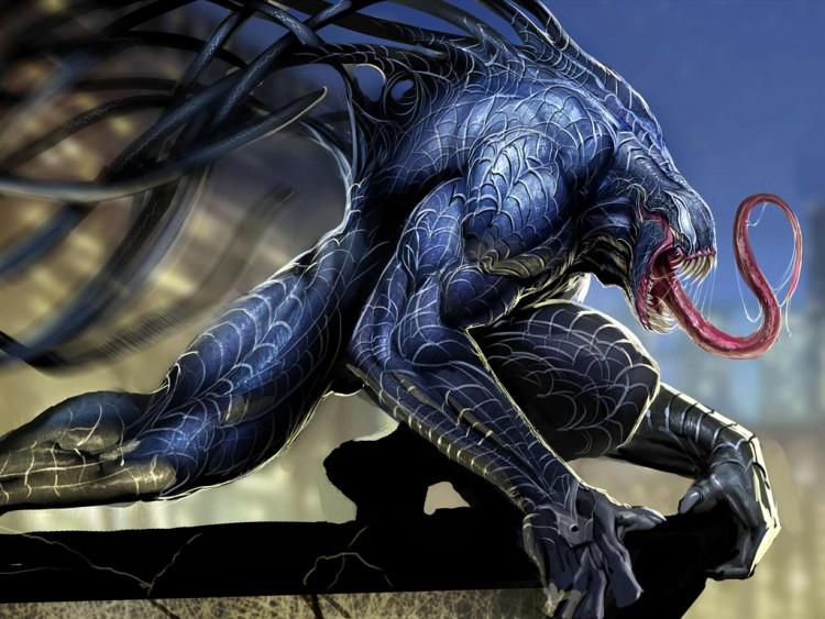 Wallpapers Comics Spider Man venom