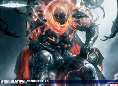 Fonds d'écran Comics et BDs annihilation