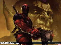 Fonds d'écran Comics et BDs deadpool
