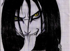 Wallpapers Art - Pencil Orochimaru-Sama