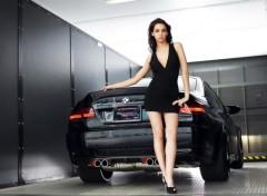 Fonds d'écran Voitures BMW-E92-M3