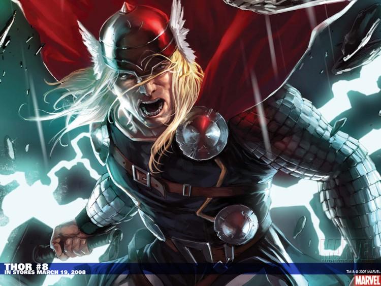 Fonds d'écran Comics et BDs Thor thor