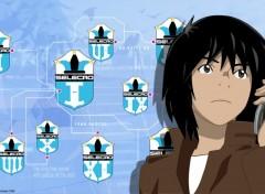 Fonds d'écran Manga selecao
