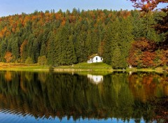 Wallpapers Nature Lac Genin