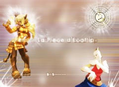 Wallpapers Video Games Dofus Wallpaper - Ecaflip