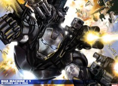 Fonds d'écran Comics et BDs war machine