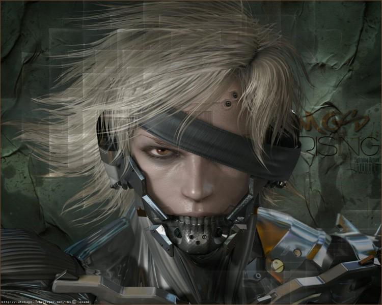 Wallpapers Video Games Metal Gear Solid : Rising Raiden