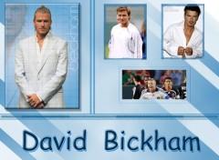 Fonds d'écran Célébrités Homme david beckham