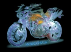 Wallpapers Digital Art MORINI CORSARO