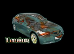 Wallpapers Digital Art Voiture Tuning