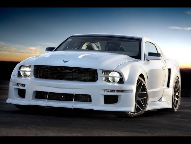 Fonds d'écran Voitures Mustang Ford-Mustang