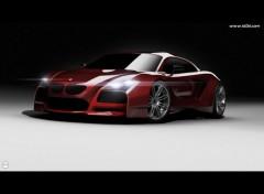 Fonds d'écran Voitures BMW-M-Concept