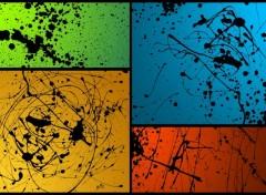 Wallpapers Digital Art Quadri Projection