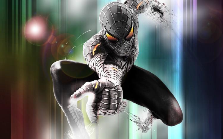 Fonds d'écran Comics et BDs Spider Man Spiderman light