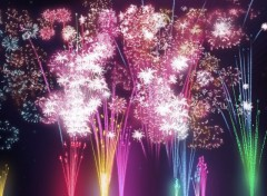 Wallpapers People - Events Feux d'artifice