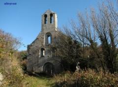 Fonds d'écran Voyages : Europe l'Abbaye d'aleyrac