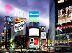 Wallpapers Trips : Asia I love Tokyo