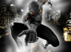 Wallpapers Comics Spider man black