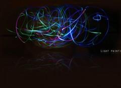 Wallpapers Digital Art Light painting
