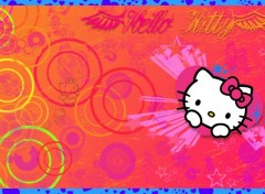 Fonds d'écran Dessins Animés Hello Kitty