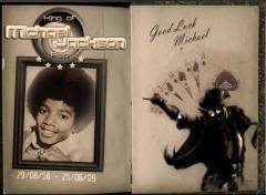 Fonds d'écran Musique Hommage à Michael Jackson