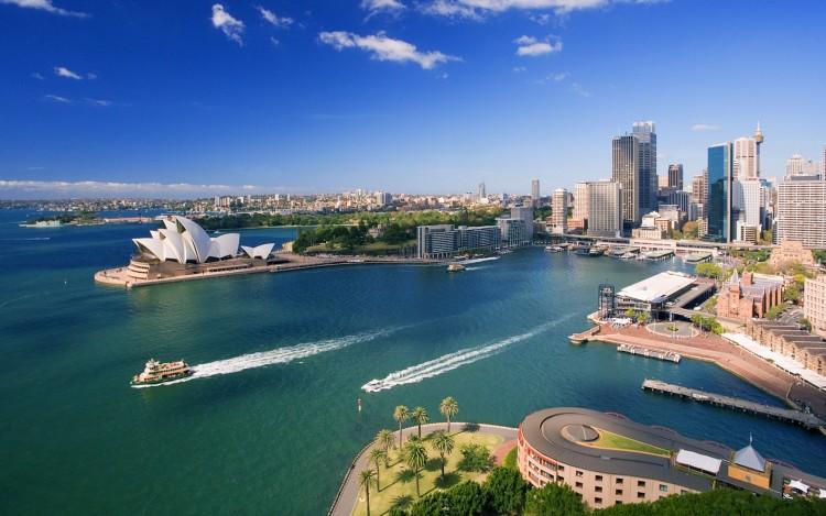 Fonds d'écran Voyages : Océanie Australie Sydney