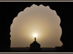 Wallpapers Trips : Asia Coucher de soleil à Jaisalmer - Rajasthan