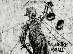 Fonds d'écran Musique ...And justice for all