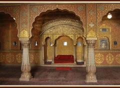 Wallpapers Trips : Asia Palais de Bikaner - Rajasthan