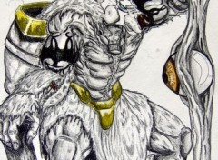 Wallpapers Art - Pencil Gardien du temps