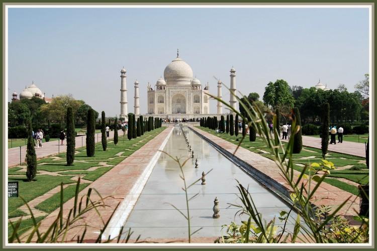 Wallpapers Trips : Asia India Taj-Mahal