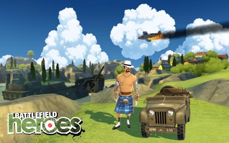 Wallpapers Video Games Wallpapers Battlefield Heroes