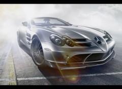 Fonds d'écran Voitures Mercedes-Benz SLR McLaren Roadster 722 S