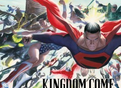 Fonds d'écran Comics et BDs kingdom come
